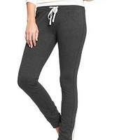 Women's Drawstring Jersey Pants