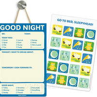 GOOD NIGHT PLAYTIME NOTEPADS