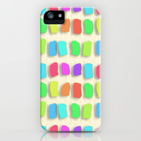 Pastel Colors Paint Dabs iPhone & iPod Case by Tees2go