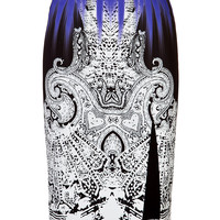 Etro - Printed Pencil Skirt