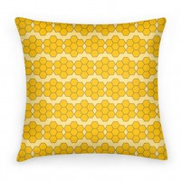 Honey Comb Pillow