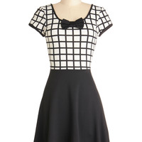 Abraca-fabulous Dress | Mod Retro Vintage Dresses | ModCloth.com