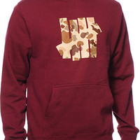 Undefeated 5 Strikes Wine & Desert Pullover