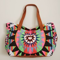 SHAKTI CANVAS WEEKEND BAG