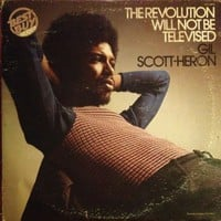 "Gil Scott Heron - ""The Revolution Will Not Be Televised"" 12"" Vinyl LP AYL1-3818"