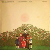 "Eberhard Weber - ""The Colors Of Chloe"" 12"" Vinyl LP 1974 US ECM Four Tet Sample"