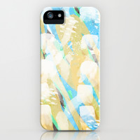 Glacier  iPhone & iPod Case by Lauren Lee Designs