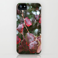 Serenity  iPhone & iPod Case by Lauren Lee Designs