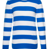 Tatum Ribbed Cotton-Blend Sweater by Equipment Now Available on Moda Operandi