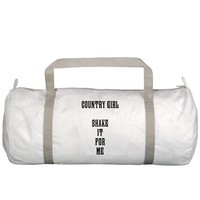 COUNTRY GIRL SHAKE IT FOR ME Gym Bag