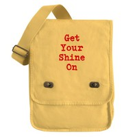 Get Your Shine On Field Bag