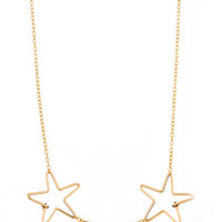 Happy Star Necklace