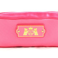 NWOT Juicy Couture Pencil Satin Case