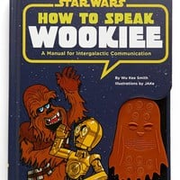 'Star Wars™ How to Speak Wookiee' Book | Nordstrom