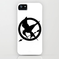 The MockingJay  iPhone & iPod Case by Lauren Lee Designs