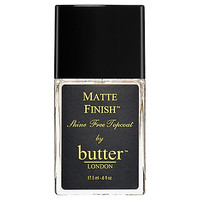 Sephora: butter LONDON : Matte Finish Shine Free Topcoat : top-coat-base-coat-nail-polish