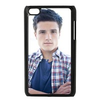Josh Hutcherson IPod Touch 4 Case Back Case for IPod Touch 4