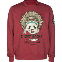 LRG Chief Rocka Mens Sweatshirt