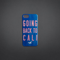 Hollister Shine Phone Case