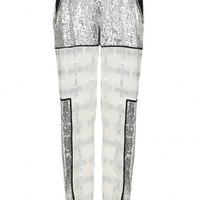 sass & bide | THE GET GO - silver | pants |