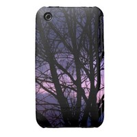 Purple Sunset iPhone 3G/3GS Case