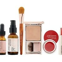 Josie Maran Argan Bright & Beautiful 6-pc. Natural Beauty Collection — QVC.com