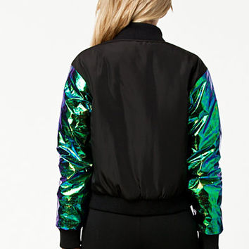 HOLOGRAPHIC BOMBER