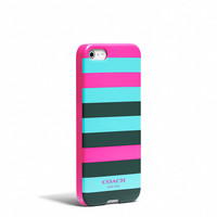 IPHONE5 CASE IN MULTICOLOR STRIPE