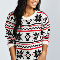 Megan Fairisle Jumper