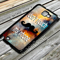 dont touch my phone design case for samsung galaxy note 2 from shayuti accessories