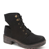 Qupid Valiant Cutout Boots at PacSun.com