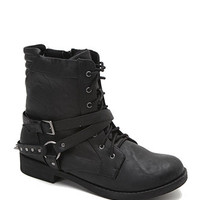 Qupid Press Short Work Boots at PacSun.com