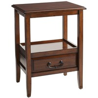 Anywhere Accent Table - Tuscan Brown