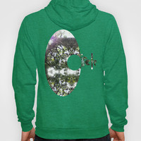 Circle Hoody by Ben Geiger