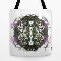 Circle Tote Bag by Ben Geiger