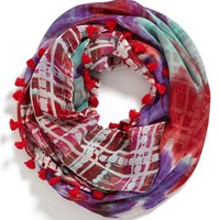 Collection XIIX 'Abstract' Double Sided Infinity Scarf | Nordstrom