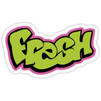 FRESH Typeface T-Shirts & Hoodies