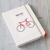 Personalised Bike Notebook