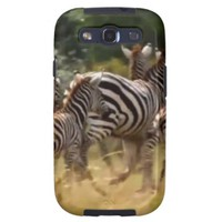 African Zebra cool stuff Samsung Galaxy SIII Cases