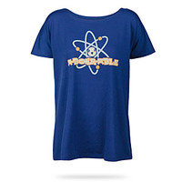 A-Bohr-able Relaxed-Fit Ladies' Tee