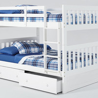 Hillary Full over Full Bunk Bed