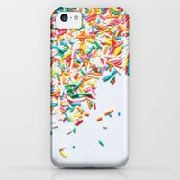 Sprinkles Party II iPhone & iPod Case by Galaxy Eyes