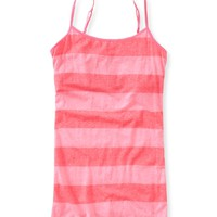 Heathered Stripe Tank