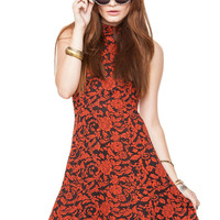Poppy Rose Dress