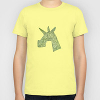 Maze Unicorn Kids T-Shirt by That's So Unicorny