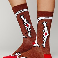 Cowgirl Ankle Sock