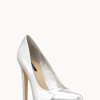 Glam Girl Metallic Pumps