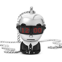 KARL LAGERFELD 'tokidoki' Digital Necklace Watch | Nordstrom