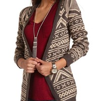 FAIR ISLE GRANDFATHER CARDIGAN