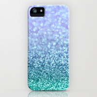 Winter Over Ocean iPhone & iPod Case by Lisa Argyropoulos